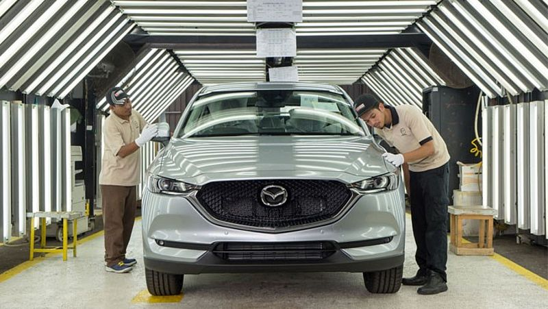 Mazda baut Produktion in Malaysia aus