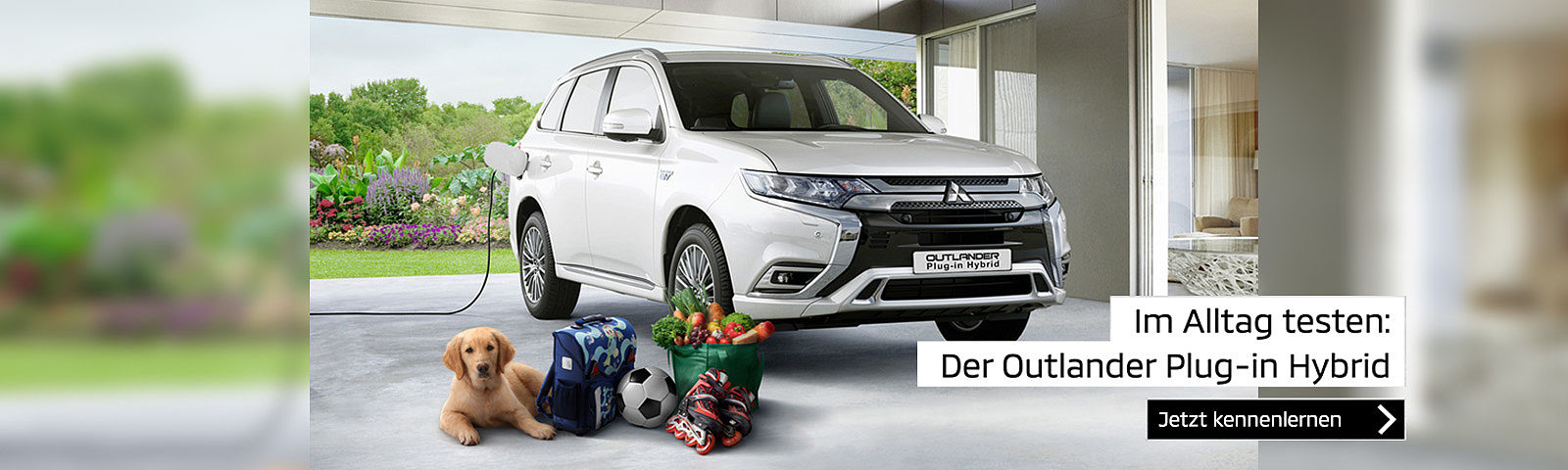 New - Mitsubishi Outlander Plug-In Hybrid